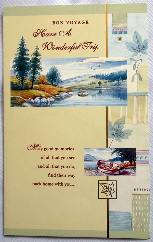 Goodbye Card (MGCNPJ98) (GCNPJ105)