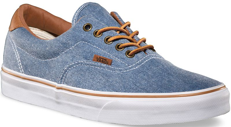 Vans Era 59 Washed Twill Blue Shoe (901232) - Send Gifts and Money ... da0d5e6ab