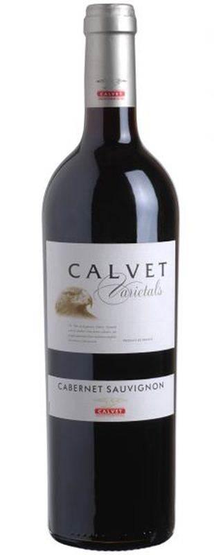 Calvet Varietals Cabernet Sauvignon Red Wine (750ml) (CHT058)