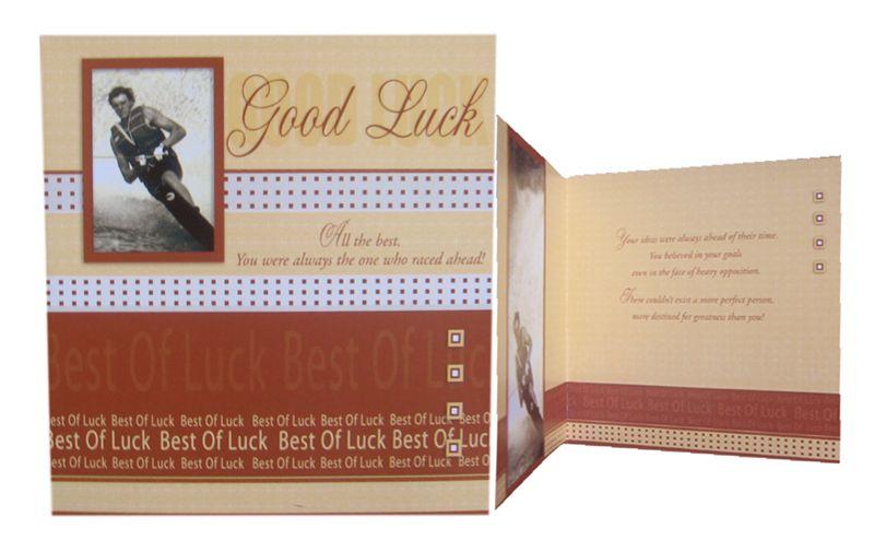 Good Luck Card (rg200005)