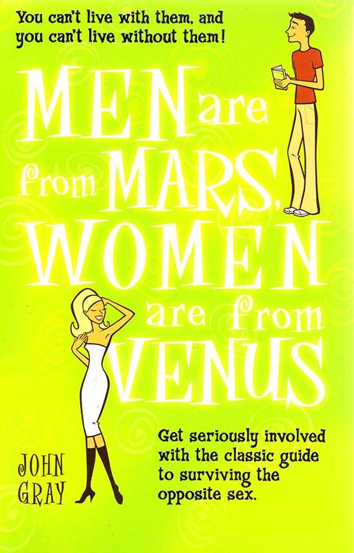 men are from mars women are from venus read online