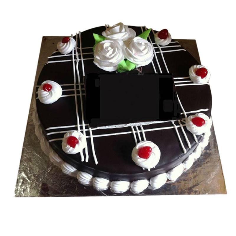 Chocolate Cake (1 Kg) from B.F Bakery (BTLCK002)