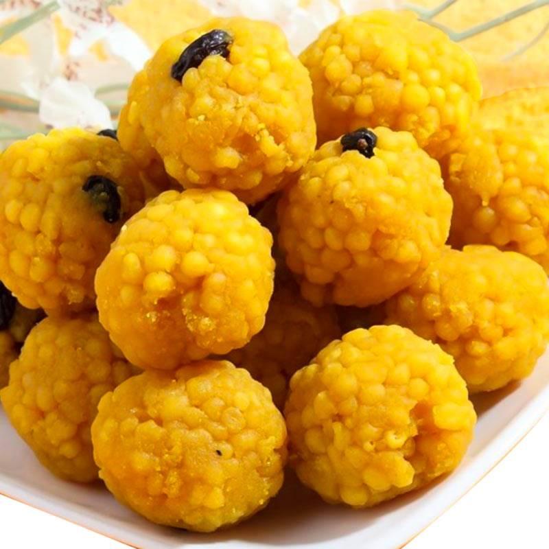 Laddoo (1 Kg) from Pawan Misthan Bhandar (BTLSW04)