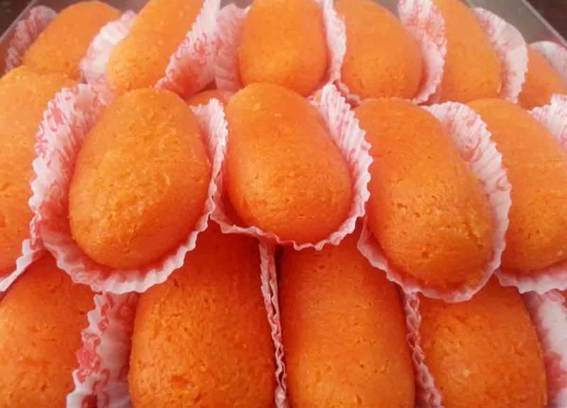 Lencha (Orange Colour) (1 Kg) (CHTSW11)