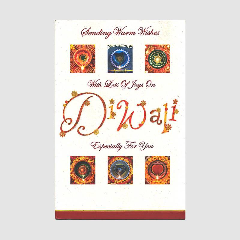 Happy wishes Card on Diwali (rd000031)