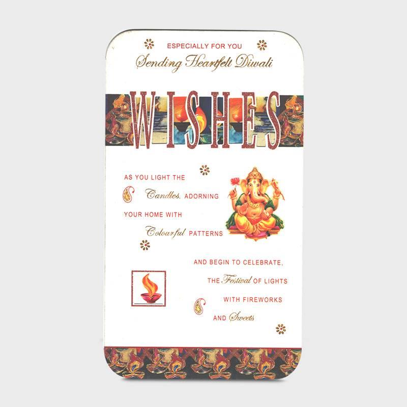 Happy wishes Card on Diwali (rd000033)