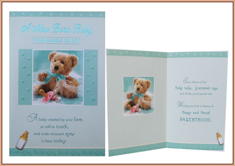 Card For New Baby (rd200021)