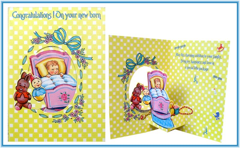 Card For New Baby (rd200023)