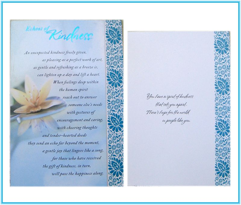 Best Wishes Card (ro000030)