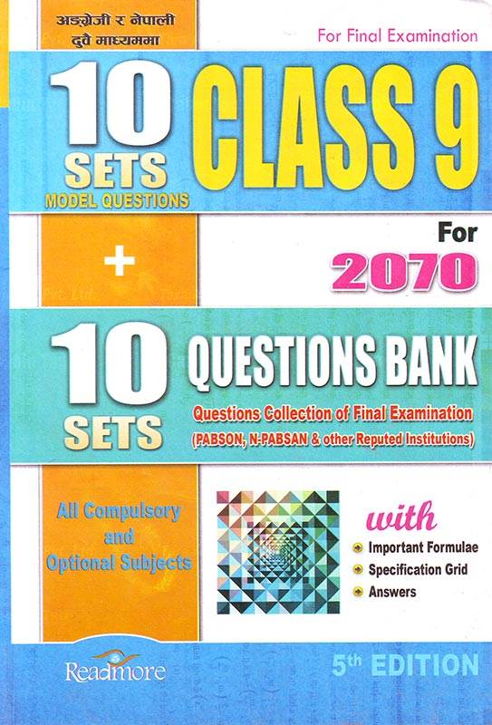 10 SET MODEL QUESTION CLASS 9 - Send Gifts and Money to