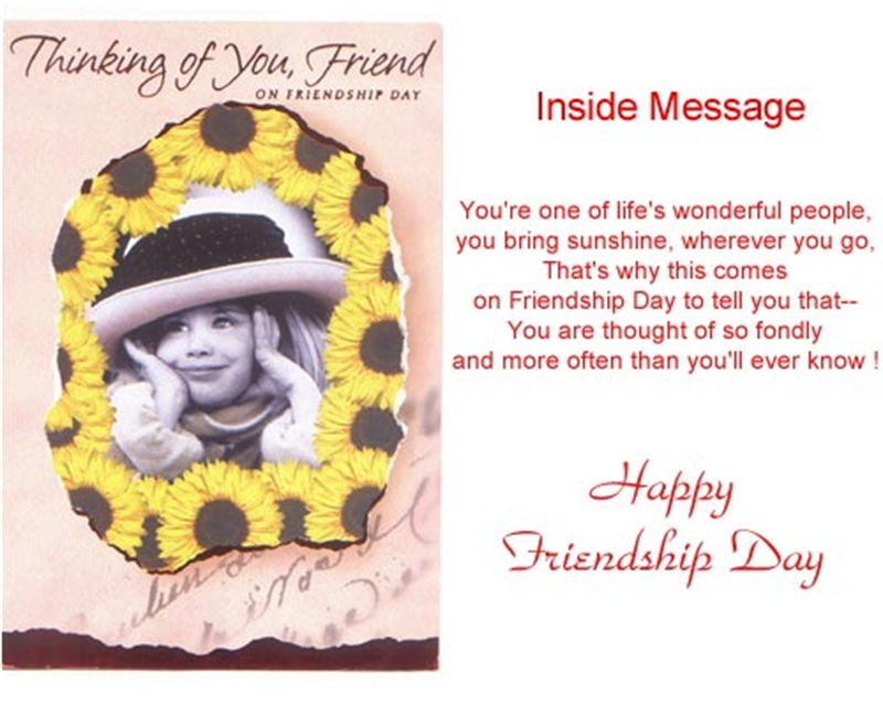 Friend Card (rf000011)
