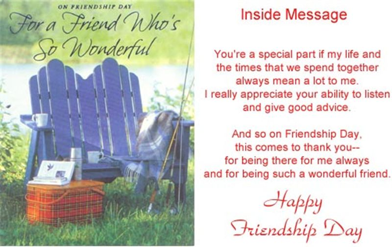 Friend Card (rf000012)