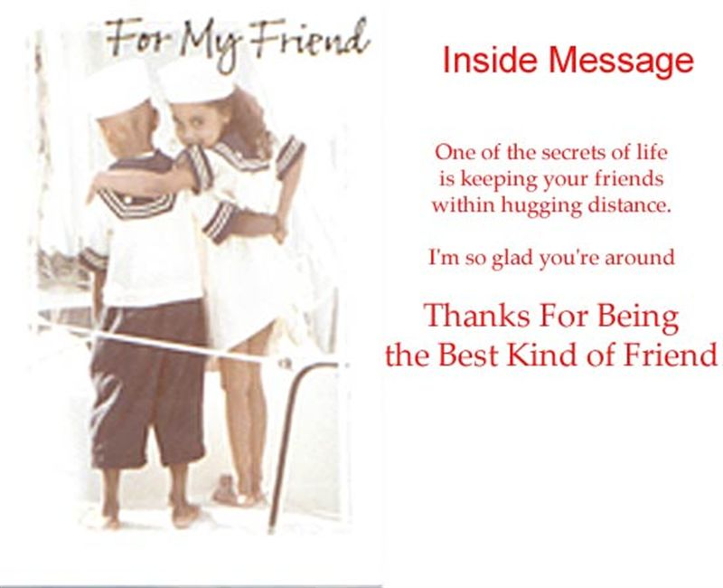 Friend Card (rf000014)