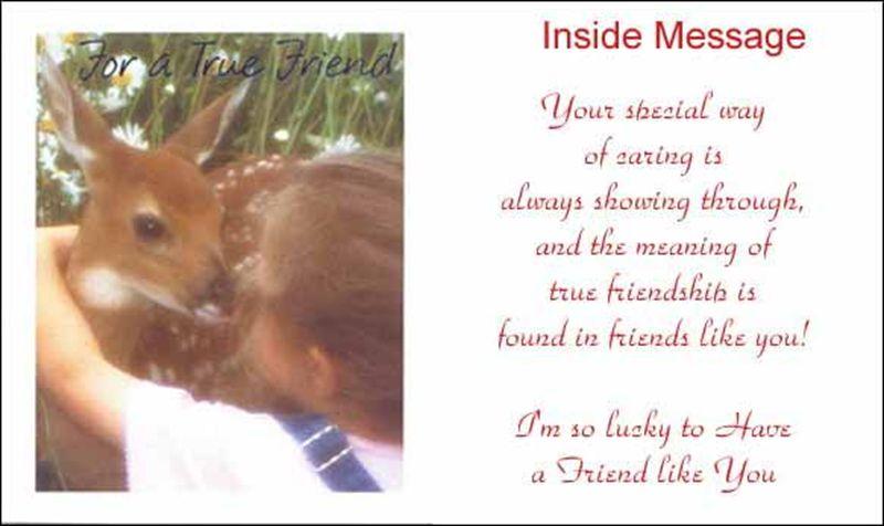 Friend Card (rf000016)