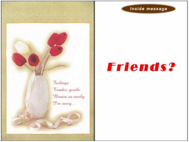 Friend Card (rf000009)