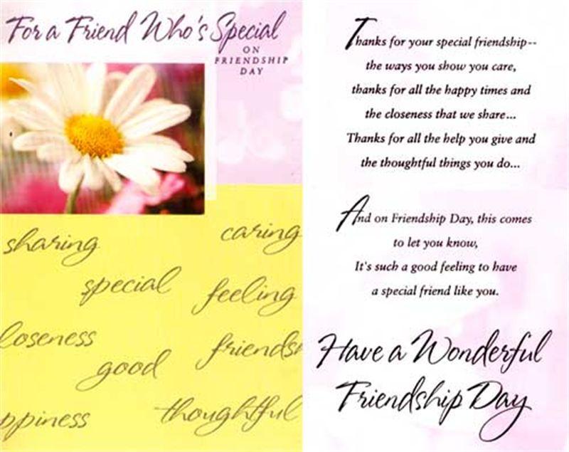 Friend Card (rf000027)