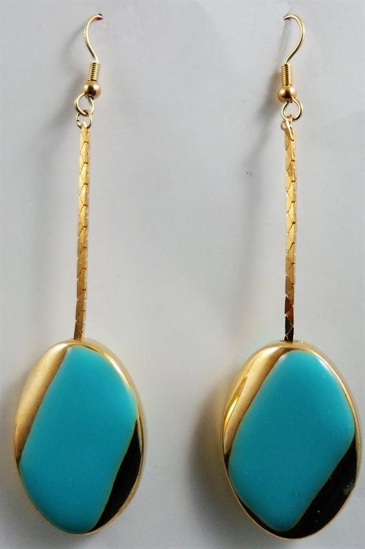 Korean Long Design Earring (29)