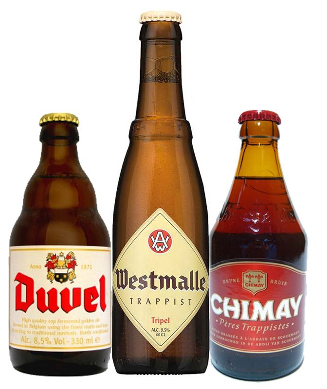 Strong Belgian Beer Gift