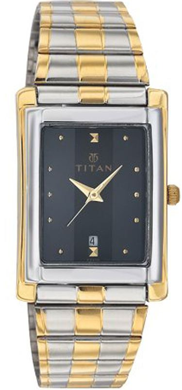 Titan Gents Watch (9154BM02)