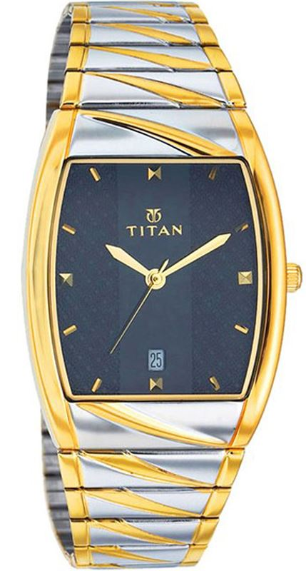Titan Gents Watch (9315BM02)