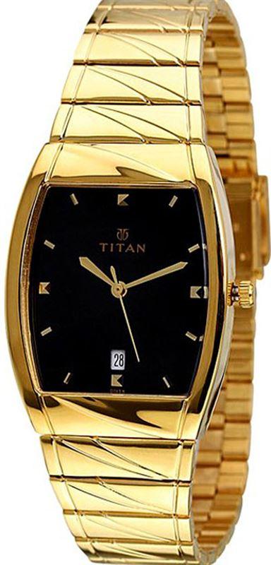 Titan Gents Watch (9315YM03)