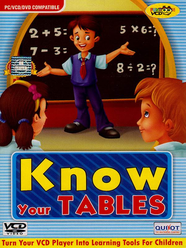 KNOW YOUR TABLES