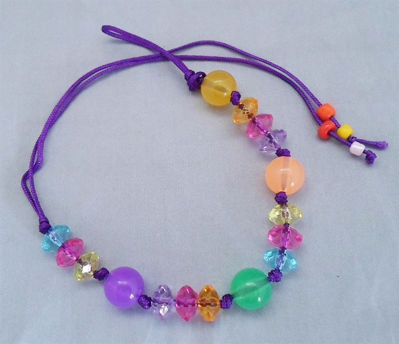 Colorful Crystal Band 2