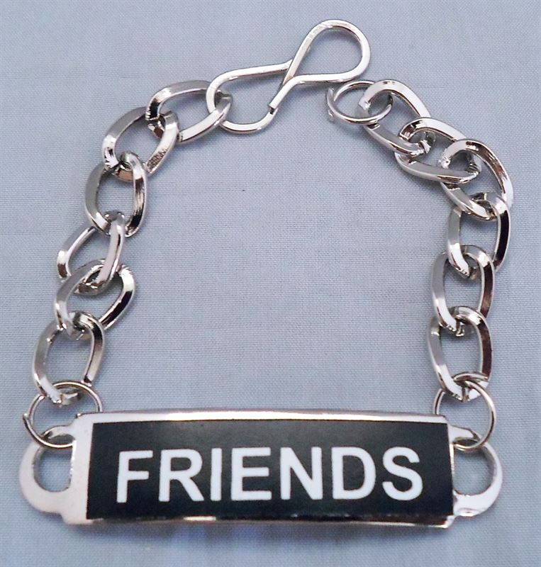Chain Style Friendship Band