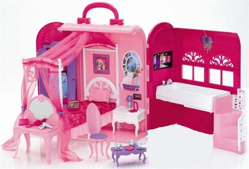 Barbie Bedroom For Two Send Valentine S Day Gifts To Nepal Online