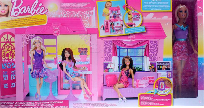 Barbie Vacation House Y4118 Send Gifts And Money To Nepal Online