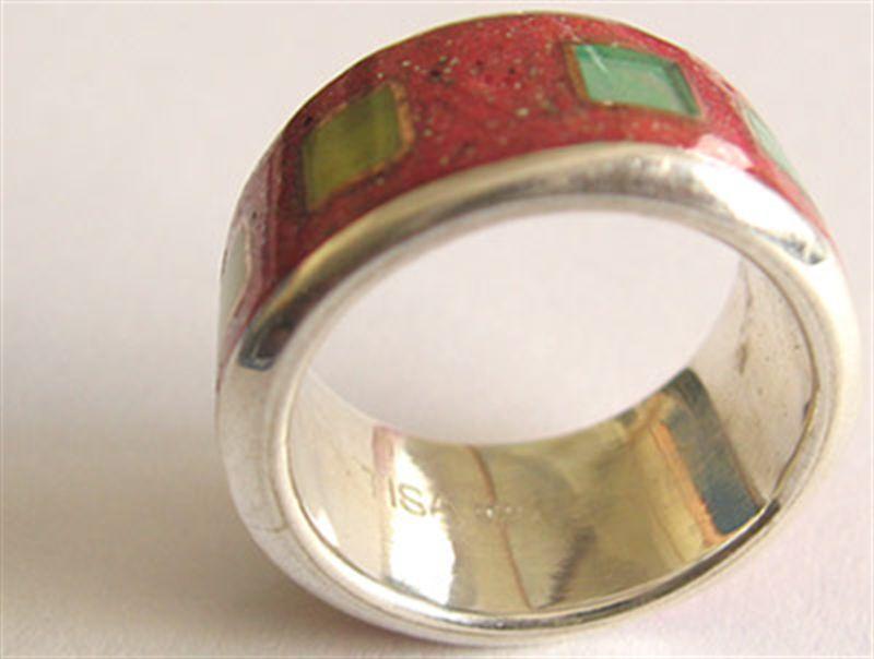 Inlay Ring (jr000038)