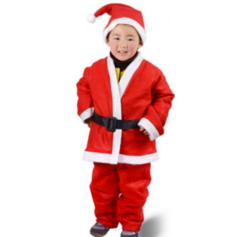 Santa Claus Costume for Boys (3-5 Years)