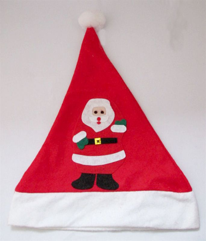 Santa Claus Cap (11x16 inch)
