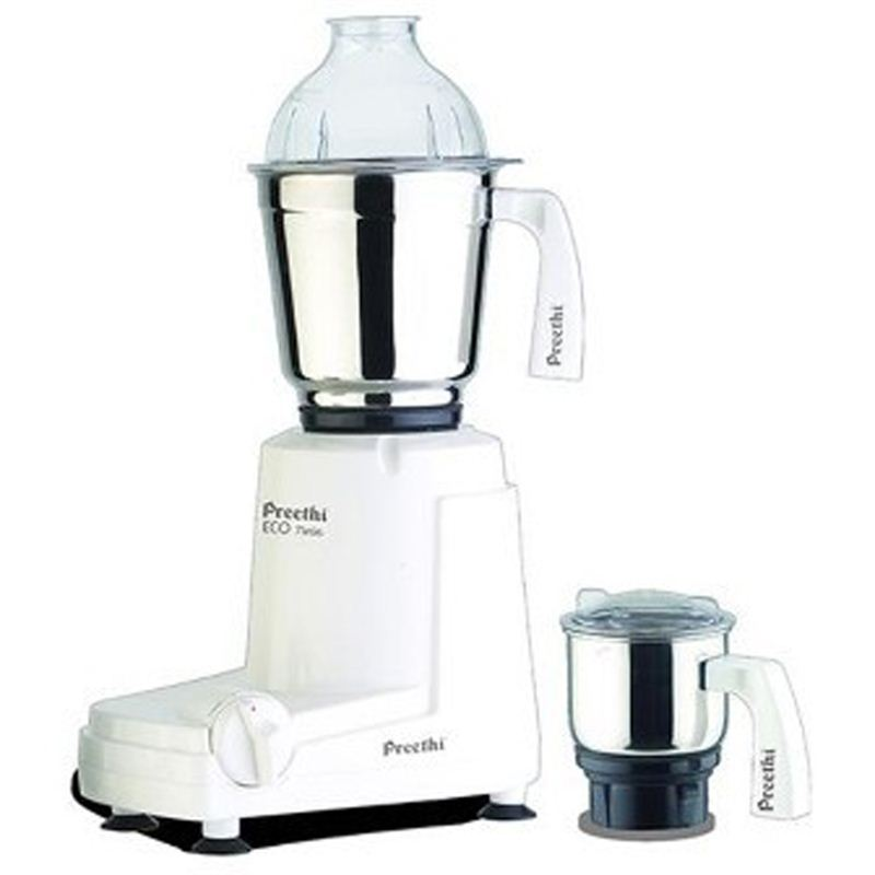 24a7dc80e82 Preethi Eco Twin Mixer Grinder (MG 154) - Send Gifts and Money to ...