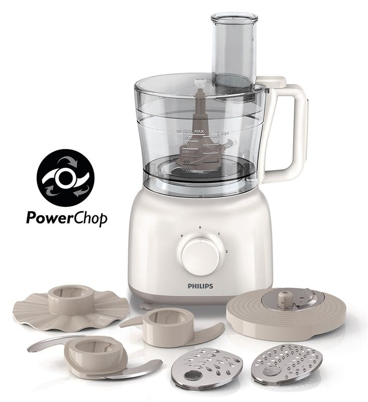 Philips Food Processor (HR7627/00