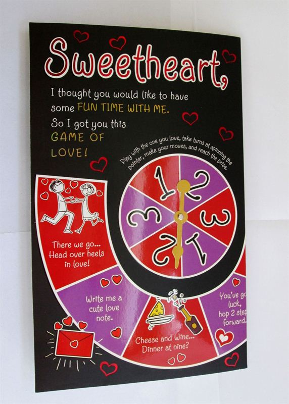 Sweet heart game (10x7 inch )(14500)
