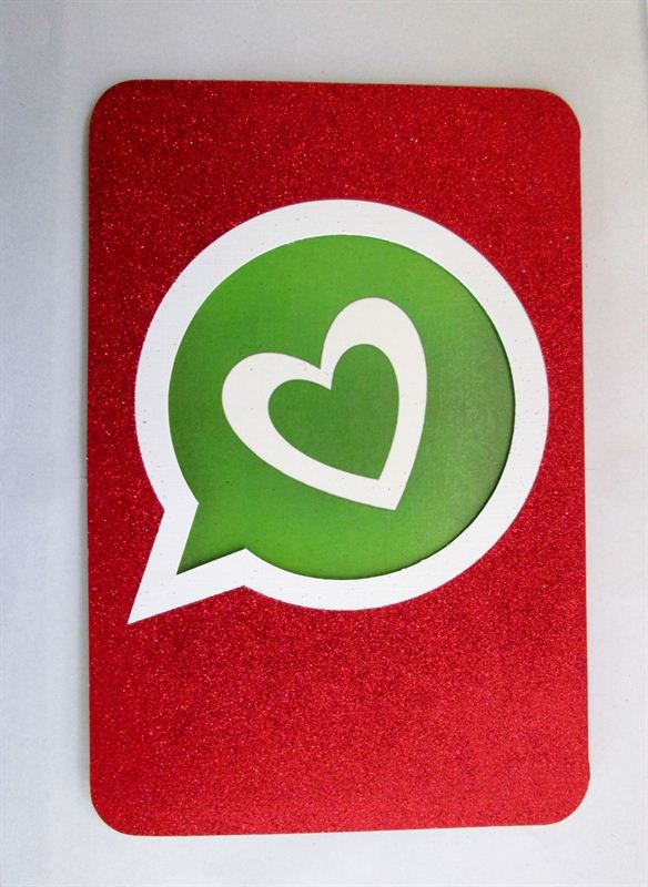 Whatsapp Card (7000)