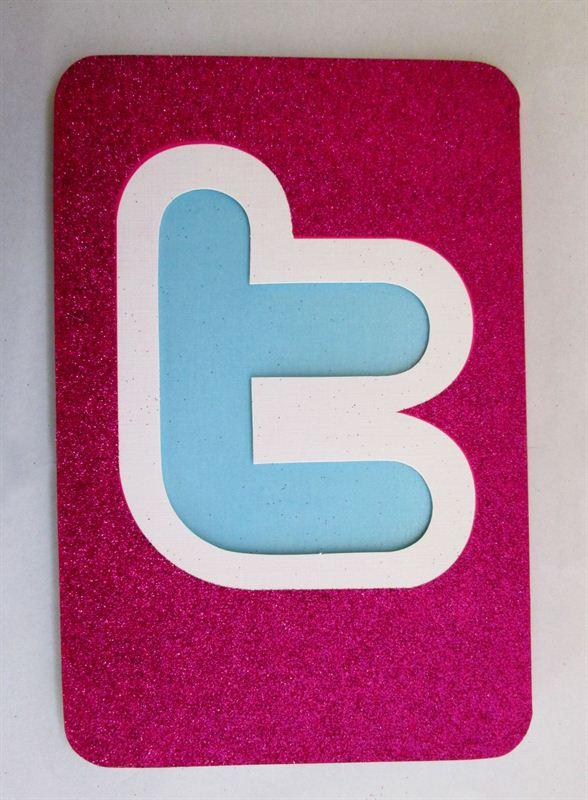 Love twitter (9x6 inch )(7000)