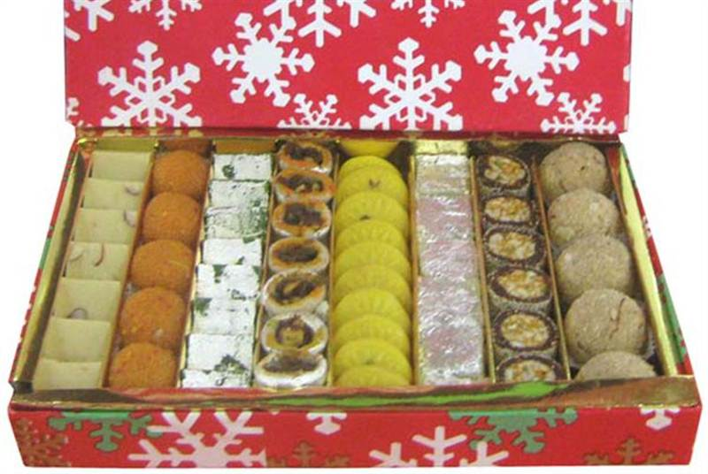 All Mix Sweets (1 Kg) from Baishnab (CHTSW013)