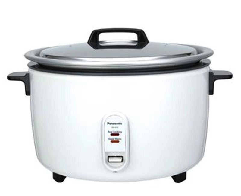 Panasonic 7.2 Ltrs. Rice Cooker (SR-972-WHITE)