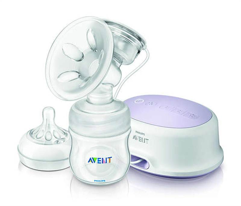 Philips Avent PP Single Electronic Breast Pump (SCF332/01)