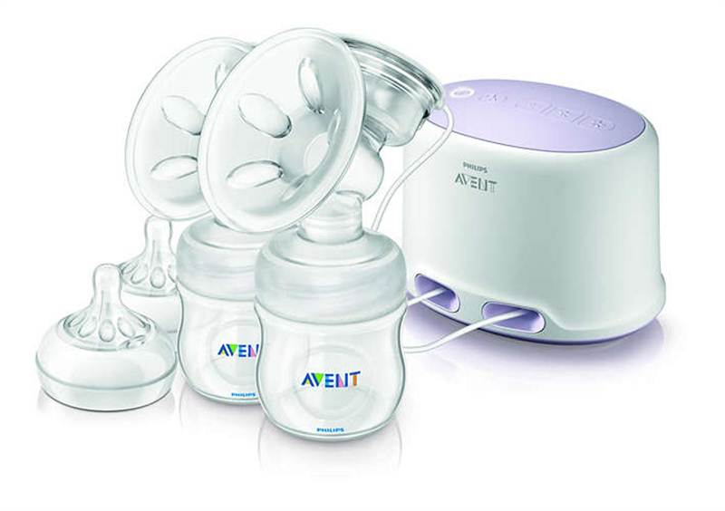 Philips Avent Twin Electric Breast Pump (SCF334/02)