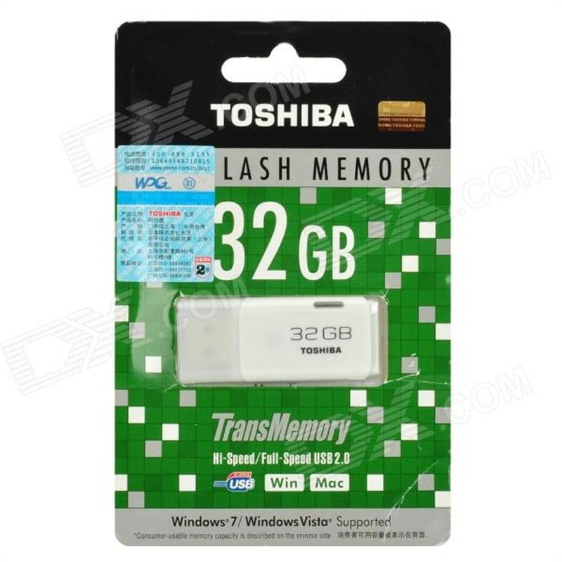 Toshiba 32 Gb USB 2.0(CHTBSB005)