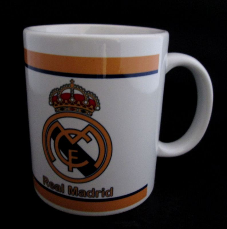 Real Madrid  F.C.Mug (4.5x3.5 inch)