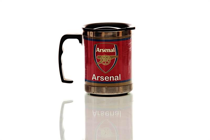 Arsenal F.C. Plastic Mug (4.5x3.5 inch)