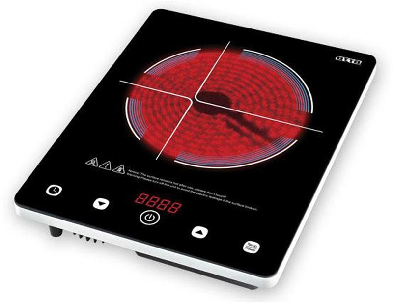 Otto 1800 Watt Induction Cooker (GE-813)