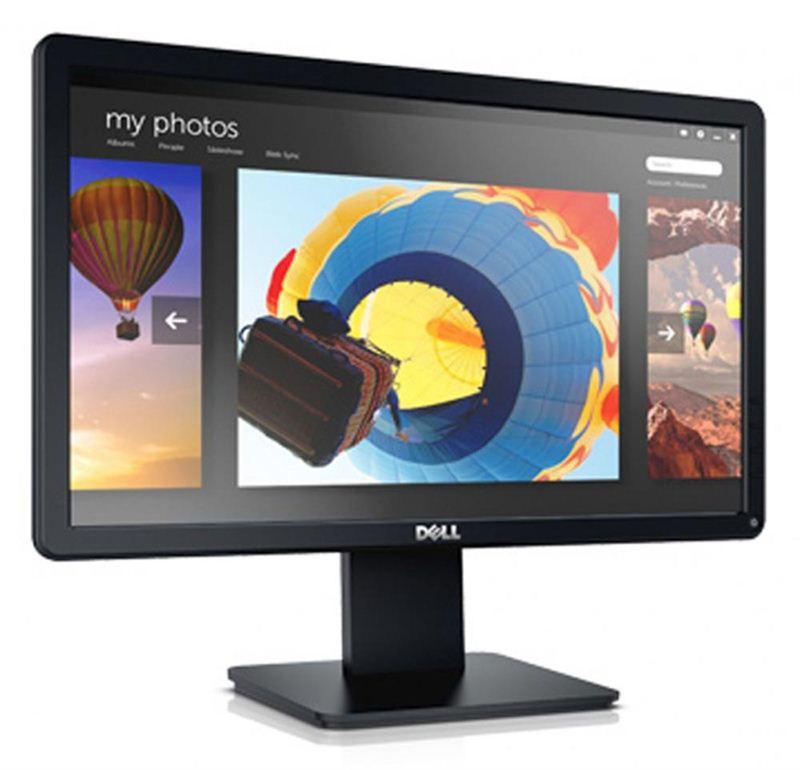 Dell 18.5 Inch LED Monitor (E1914H)