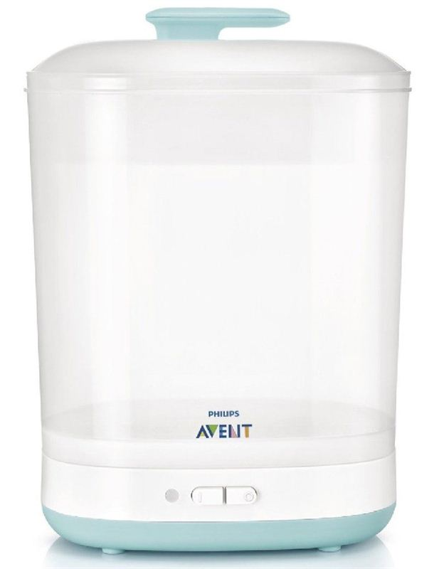 Philips Avent 2-in-1 Electric Steam Sterilizer (SCF922/03)