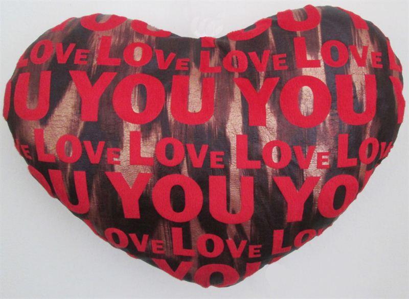 Love You Cushion (21520) (16.5x11 Inc)
