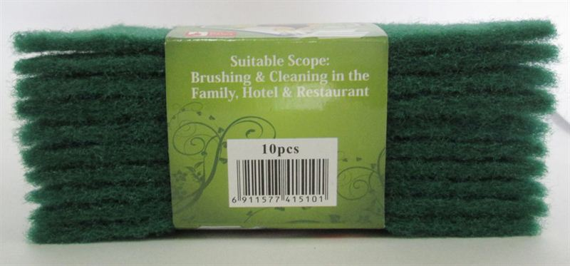 Parade Green Pad 10 Pcs (415101)